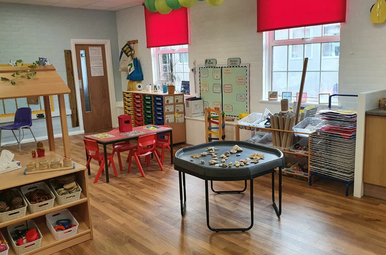 Places Available at Our Fantastic Refurbished Nursery