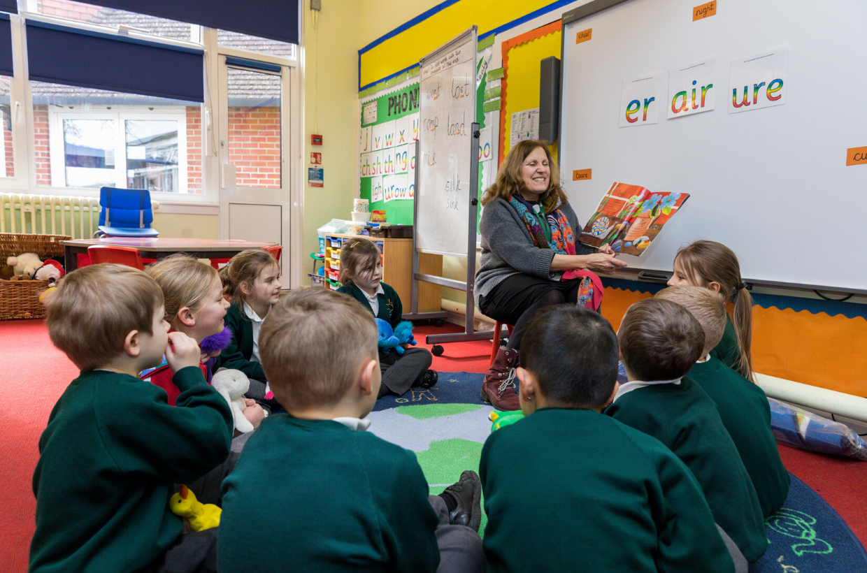 Nurturing Happy and High-Achieving Pupils at Southbroom Infants' School