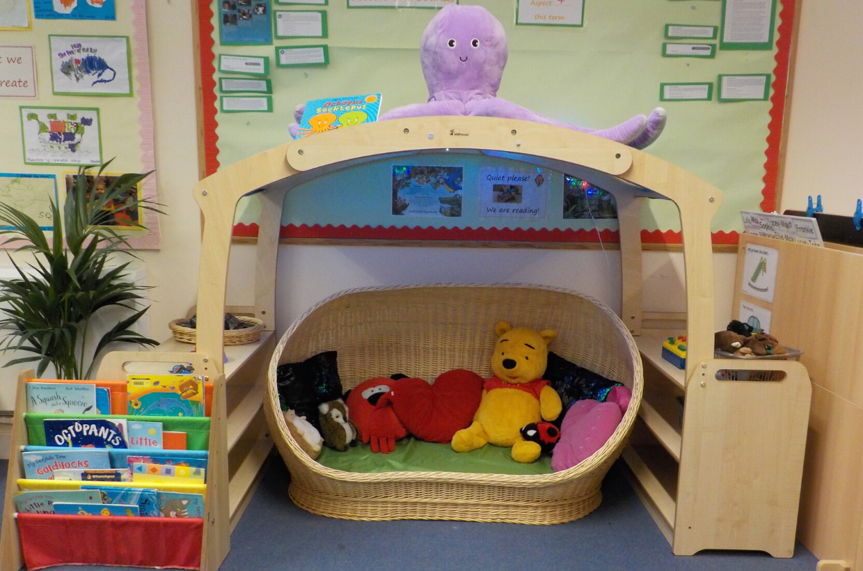 Give Your Child a Great Start to School Life at Our Nursery